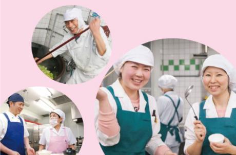 """積極募集中!淀川食品は様々な影響を受けにくい""""経営の安定""""した会社です。ご応募大歓迎!"""