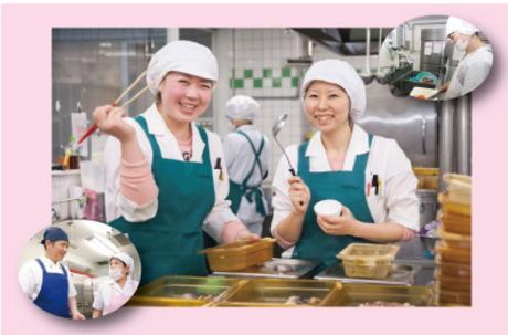 積極募集中!主な業務は調理と洗浄です!経験も考慮しますのでご相談ください。